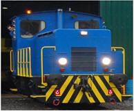 locomotives et locotracteurs Rails et Tractions International